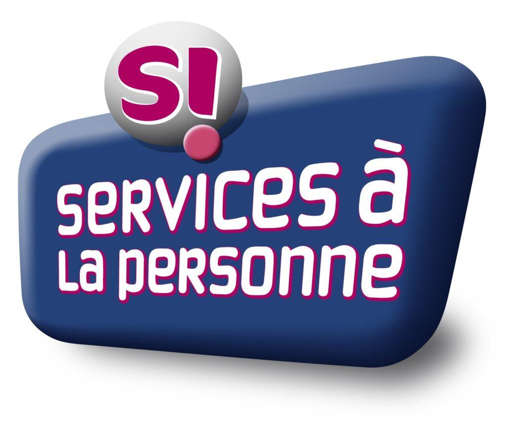 Logo Services à la personne; 3 Forêts