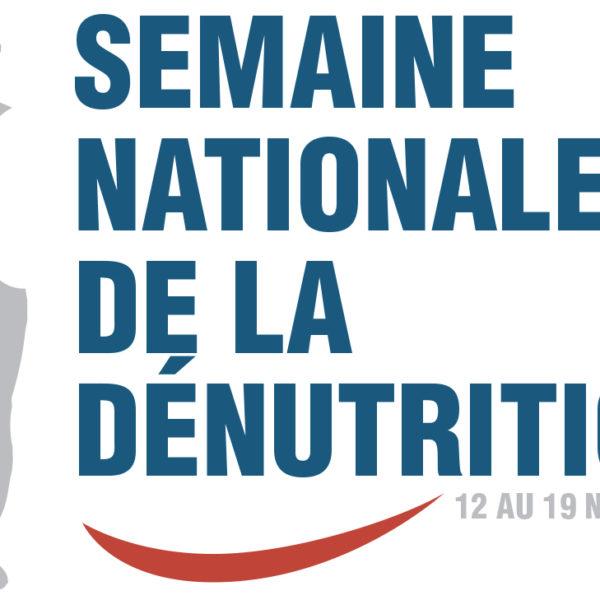 Semaine nationale de la dénutrition - 12 au 19 novembre 2020